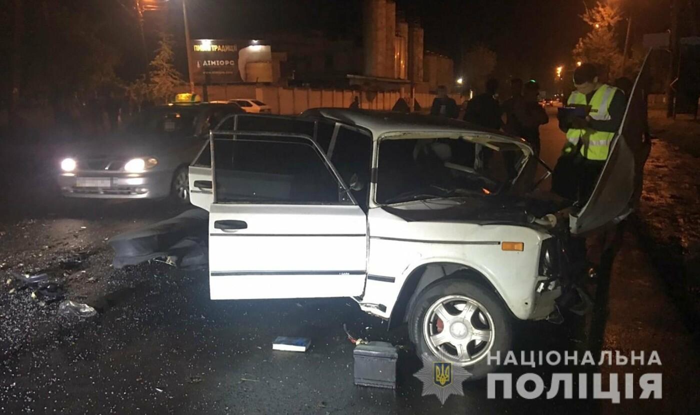 В полиции прокомментировали ДТП в Мелитополе , фото-1