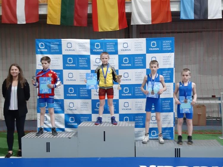 Юный борец из Мелитополя стал победителем международного турнира , фото-2