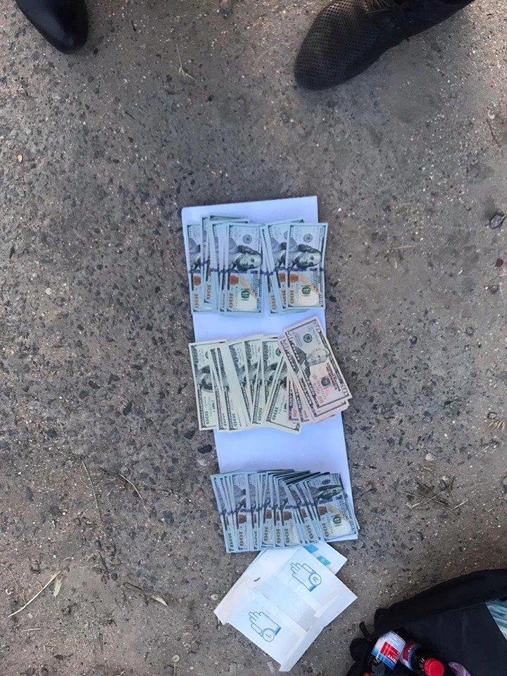 В СБУ рассказали за что задержали мелитопольского полицейского , фото-2