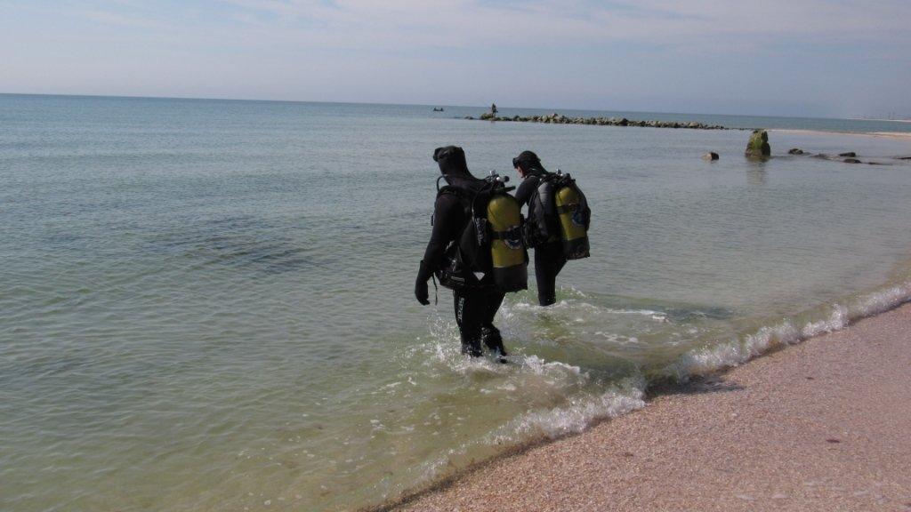 Спасатели очищают дно Азовского моря , фото-2