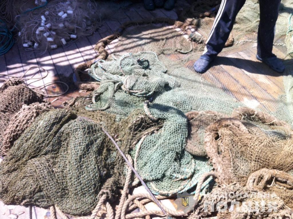 В Азовском море задержали рыболовецкое судно, фото-2
