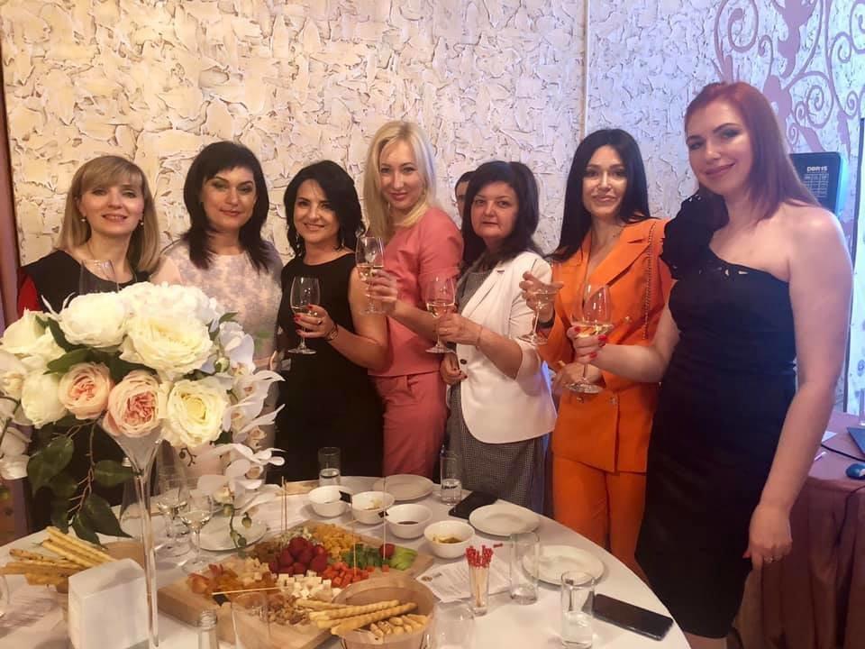 В Мелитополе прошло торжественное открытие Клуба деловых женщин, фото-2, Фото Фейсбук