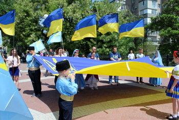В Мелитополе прошел митинг ко Дню скорби и памяти жертв депортации крымскотатарского народа, фото-2, Фото сайта Мелитопольского городского совета