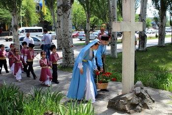 В Мелитополе прошел митинг ко Дню скорби и памяти жертв депортации крымскотатарского народа, фото-5, Фото сайта Мелитопольского городского совета