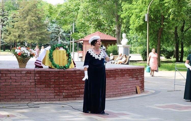 В мелитопольском парке состоялся Бал дворян , фото-2, Фото со страницы парка в Инстаграм