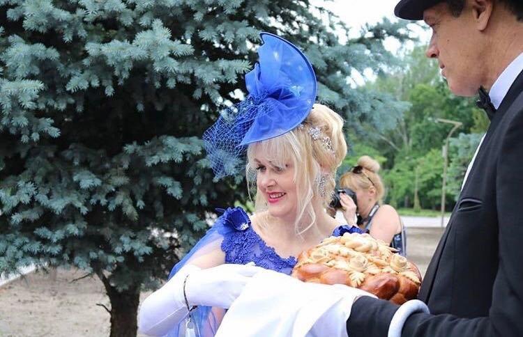 В мелитопольском парке состоялся Бал дворян , фото-4, Фото со страницы парка в Инстаграм