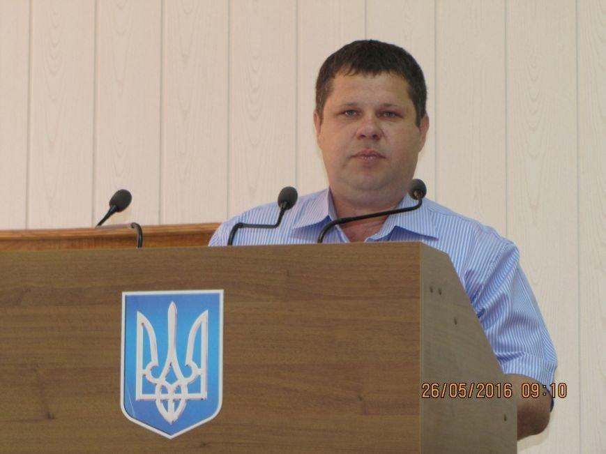 Первый заместитель председателя Мелитопольской РГА ответит на вопросы граждан , фото-1