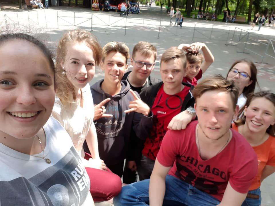 Молодежь Мелитополя приняла участие в командном квесте , фото-2
