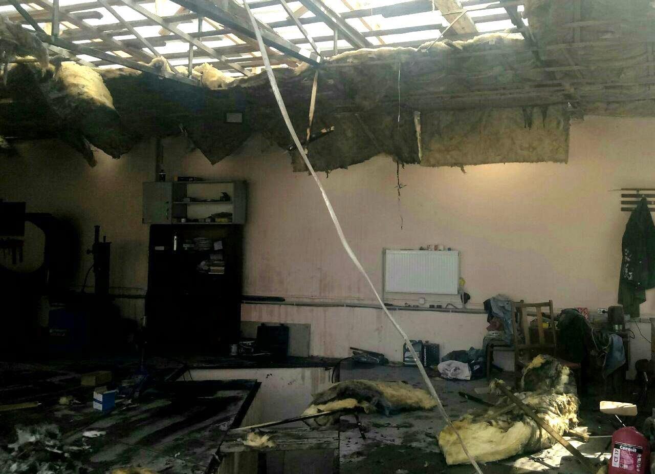 В Мелитополе на СТО взорвался автомобиль, фото-4