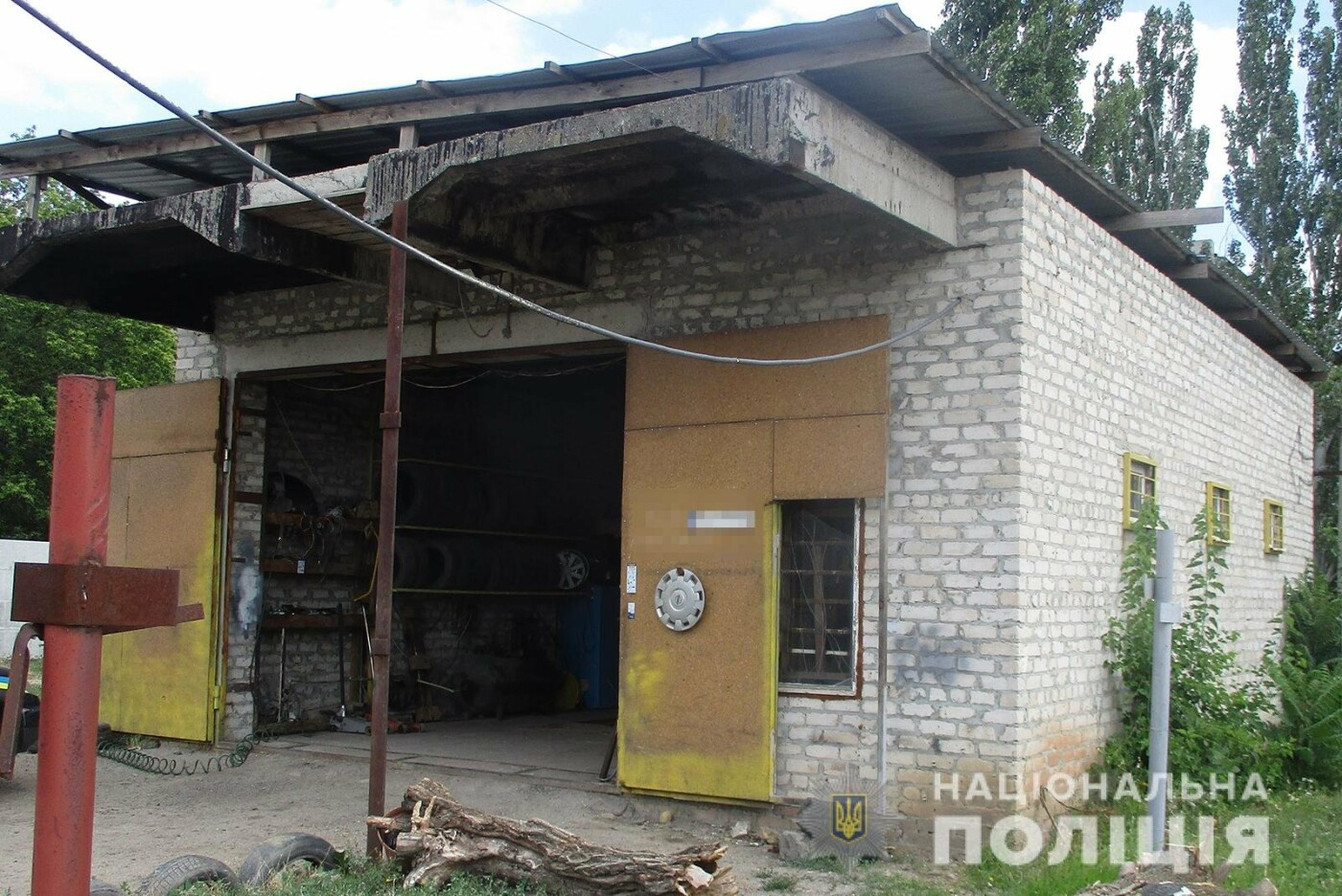 В Мелитополе задержали гаражного вора , фото-1