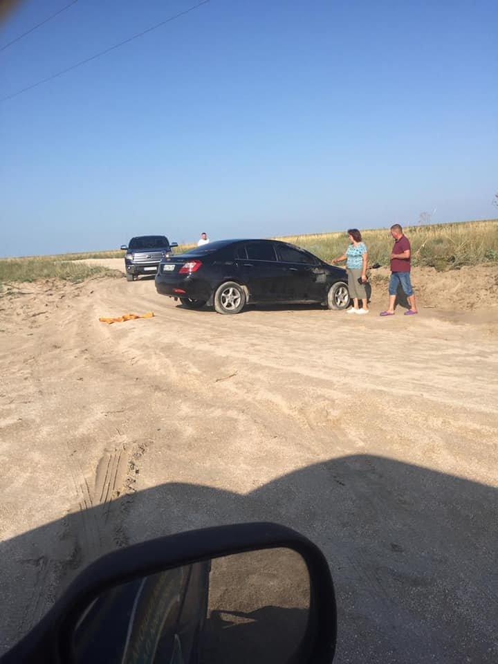 В Кирилловке перевернулся автомобиль, - ФОТО, фото-3