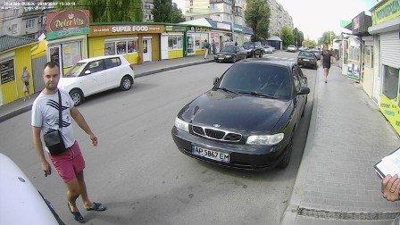 В Мелитополе начали штрафовать автохамов , фото-3