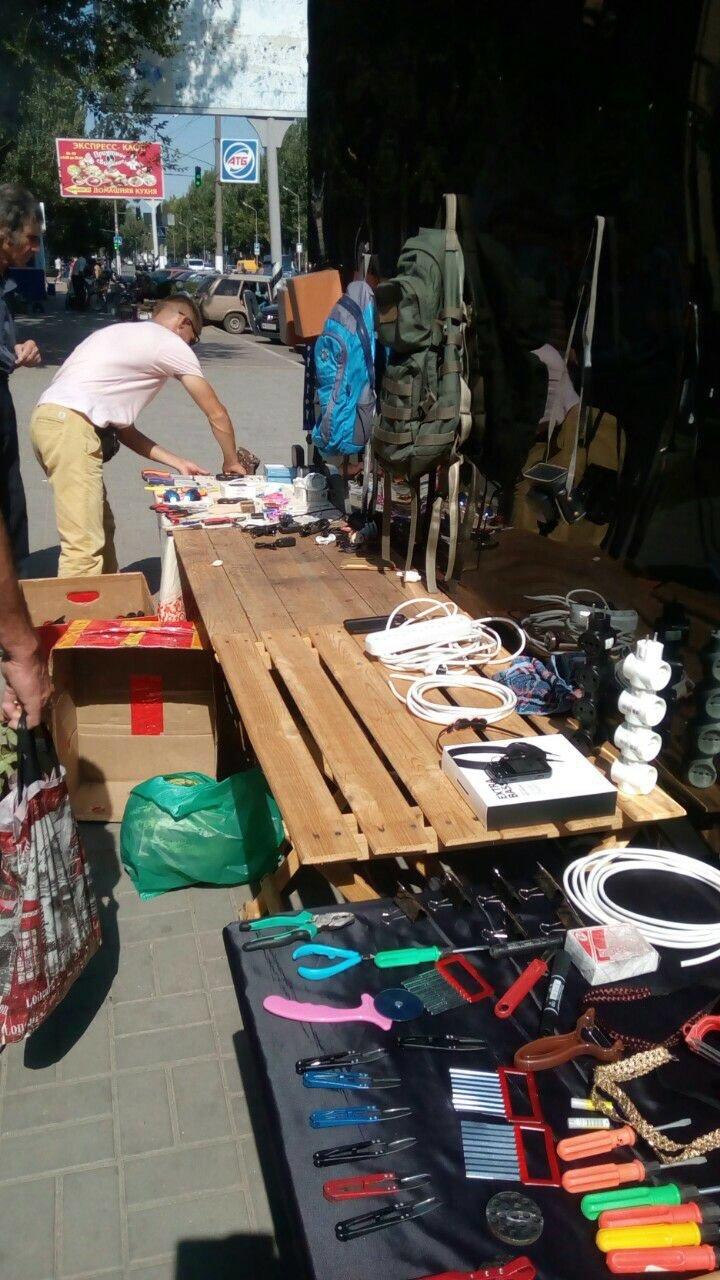 В Мелитополе стихийный торговец заплатит сразу два штрафа , фото-5