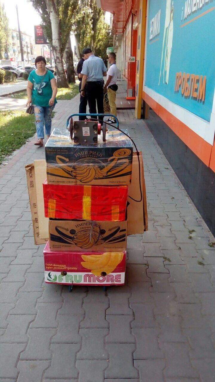 В Мелитополе стихийный торговец заплатит сразу два штрафа , фото-8
