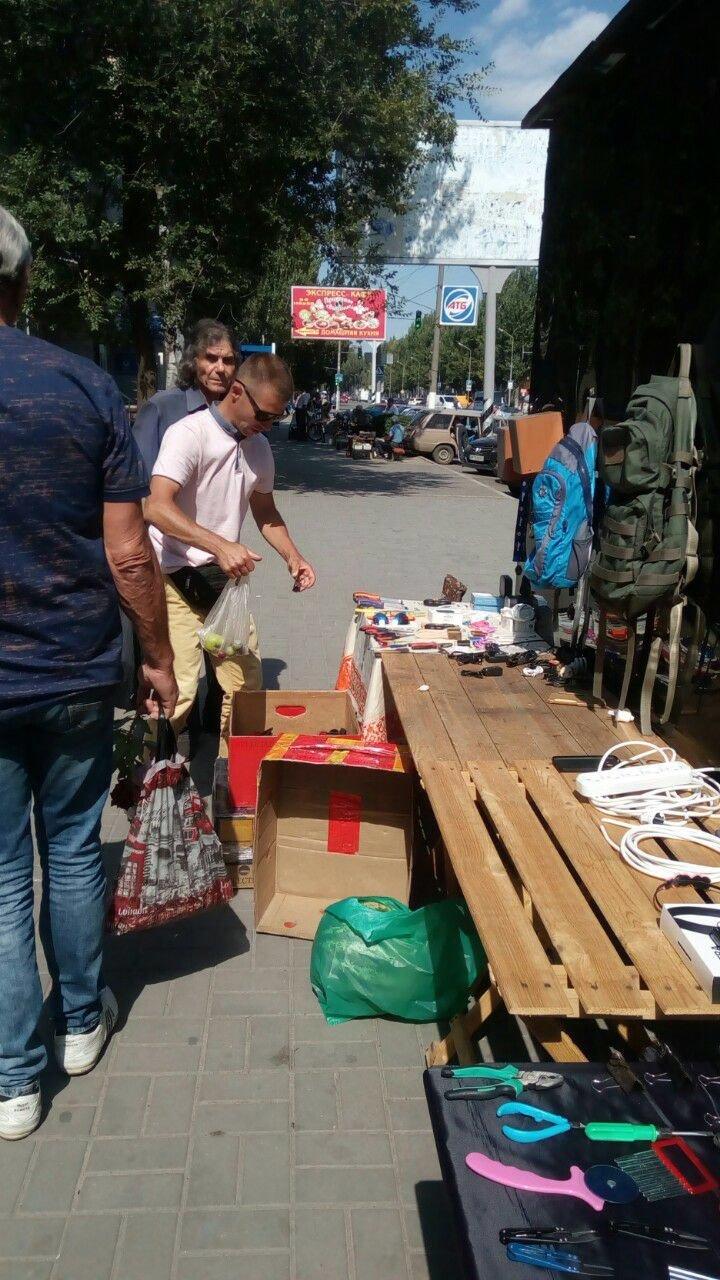 В Мелитополе стихийный торговец заплатит сразу два штрафа , фото-4