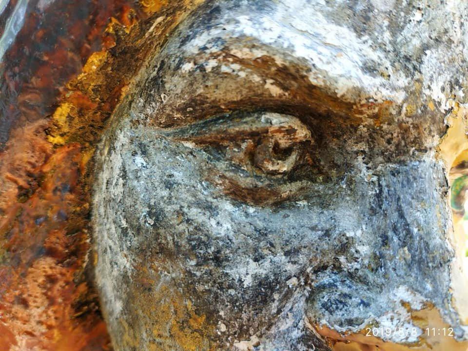 В мелитопольском парке обновят популярной скульптуру, фото-1