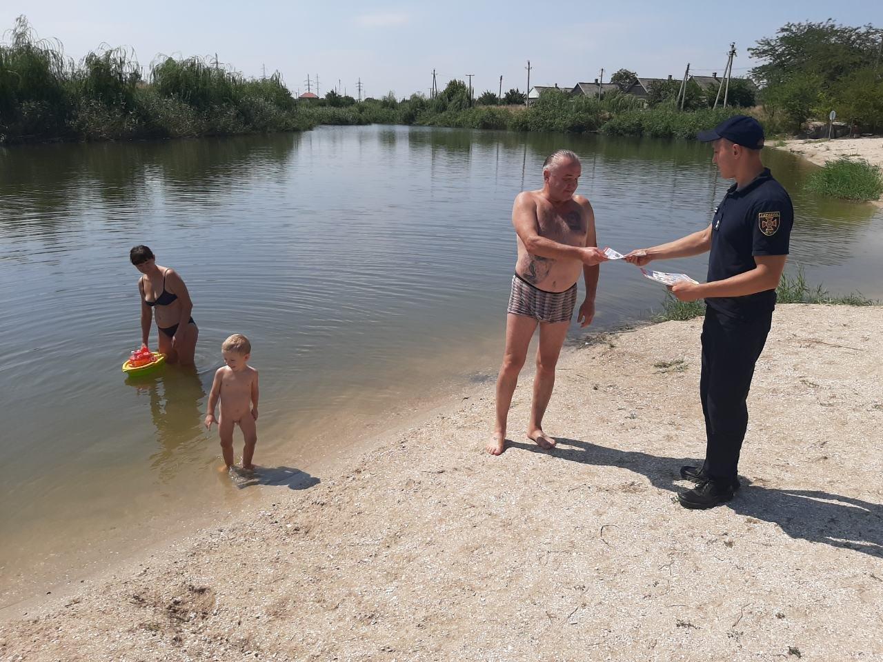 Мелитопольцам напомнили о запрете купания в Горячке, фото-3
