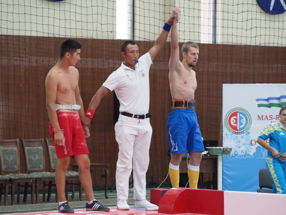 Мелитопольская спортсменка завоевала бронзовую медаль на II этапе Кубка мира по мас-рестлингу, фото-3