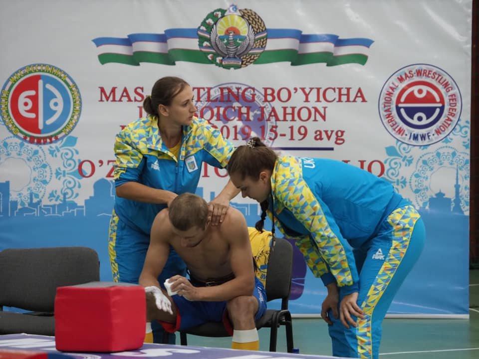 Мелитопольская спортсменка завоевала бронзовую медаль на II этапе Кубка мира по мас-рестлингу, фото-5