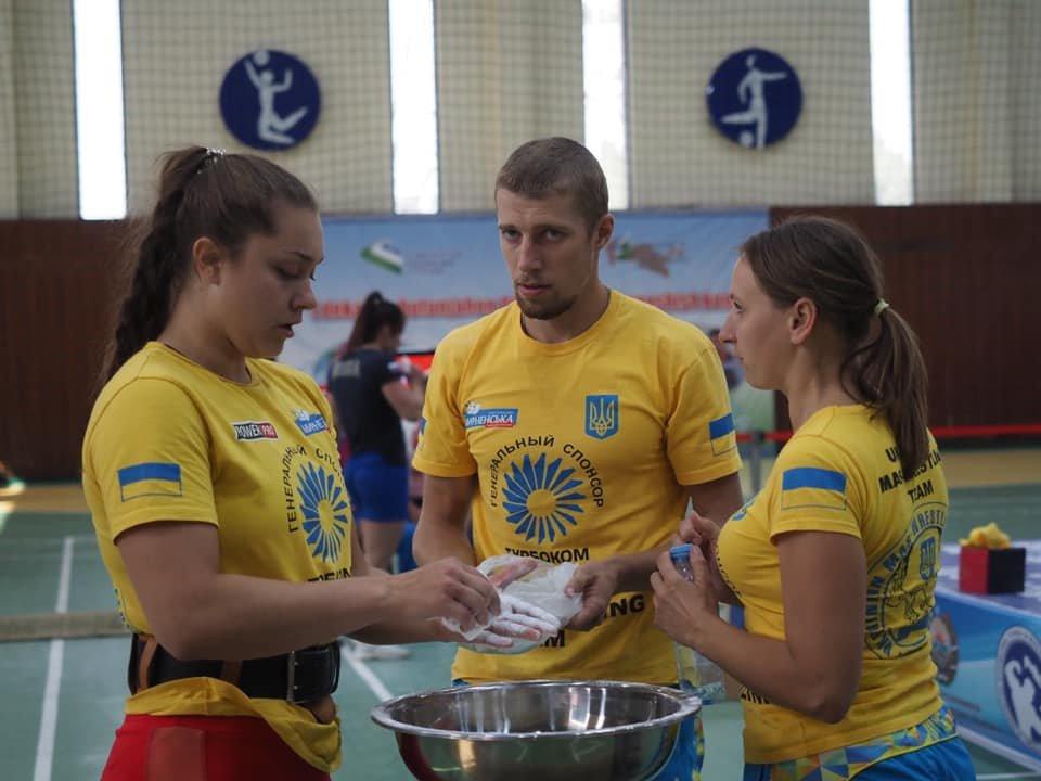 Мелитопольская спортсменка завоевала бронзовую медаль на II этапе Кубка мира по мас-рестлингу, фото-7