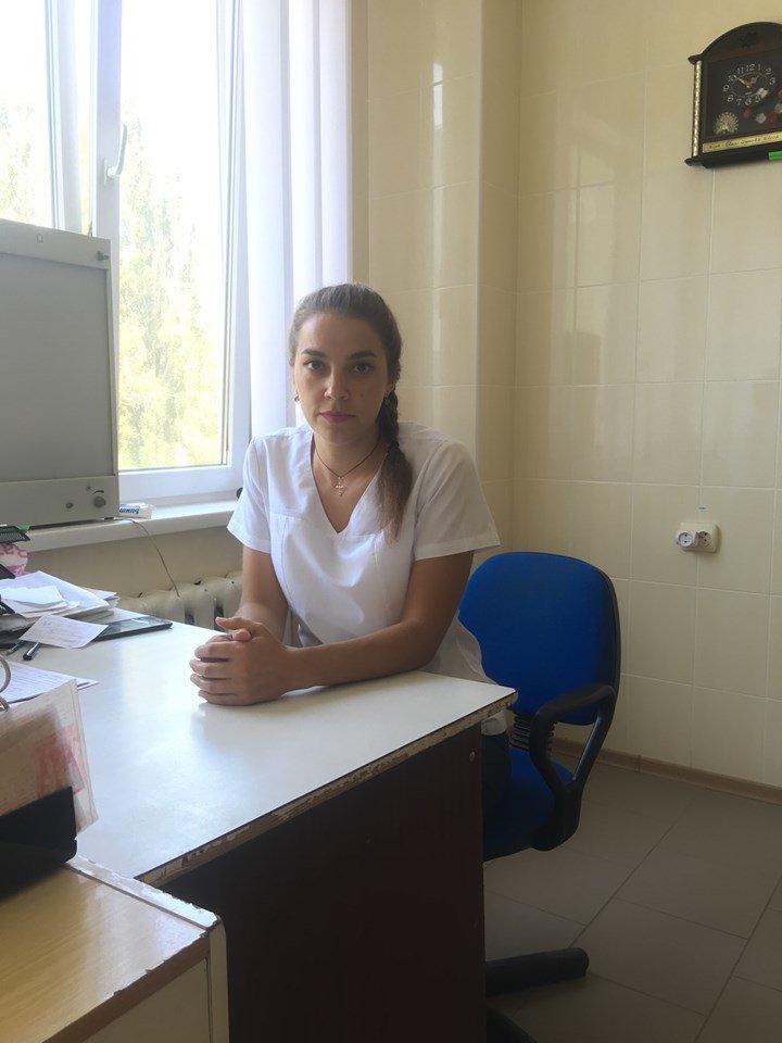 В мелитопольской больнице ведут прием новые специалисты, фото-2