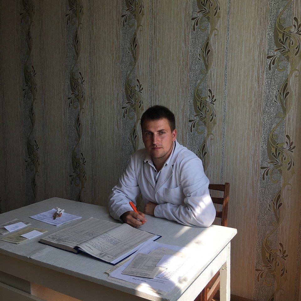 В мелитопольской больнице ведут прием новые специалисты, фото-1