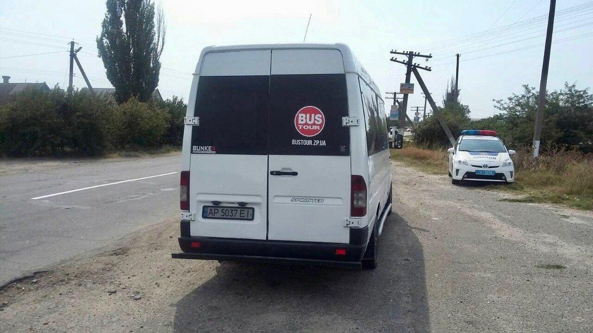 Отдыхающих в Кирилловку возят нелегальные перевозчики , фото-5