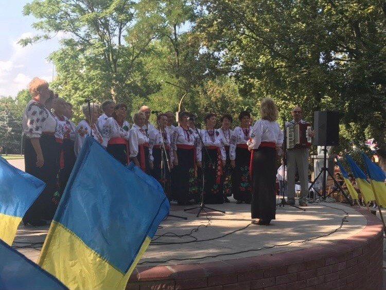 Мелитопольцы отпраздновали День Независимости Украины, фото-7