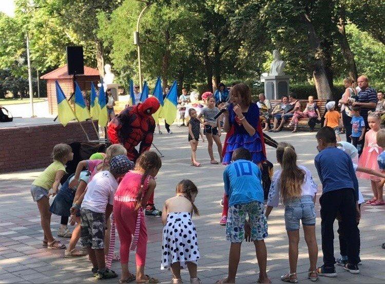 Мелитопольцы отпраздновали День Независимости Украины, фото-3