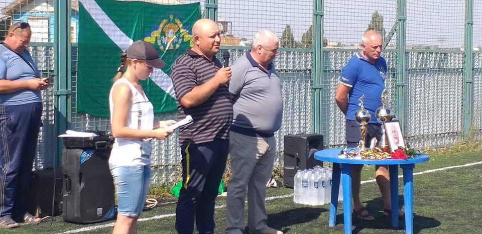 В Кирилловке прошли областные соревнования по мини-футболу, фото-2