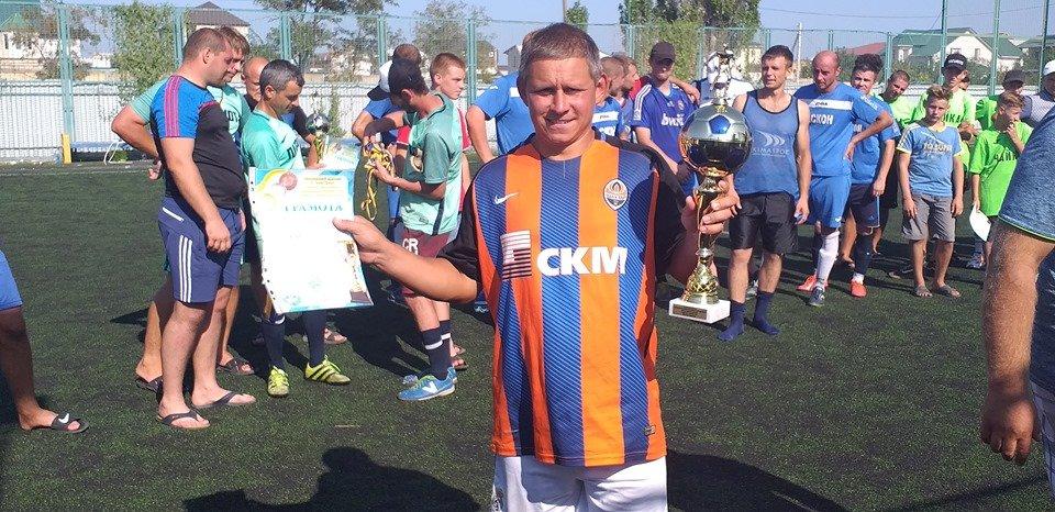 В Кирилловке прошли областные соревнования по мини-футболу, фото-3