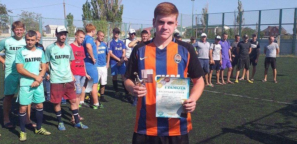 В Кирилловке прошли областные соревнования по мини-футболу, фото-1