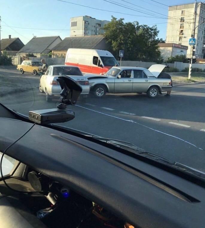 В Мелитополе произошло ДТП , фото-1