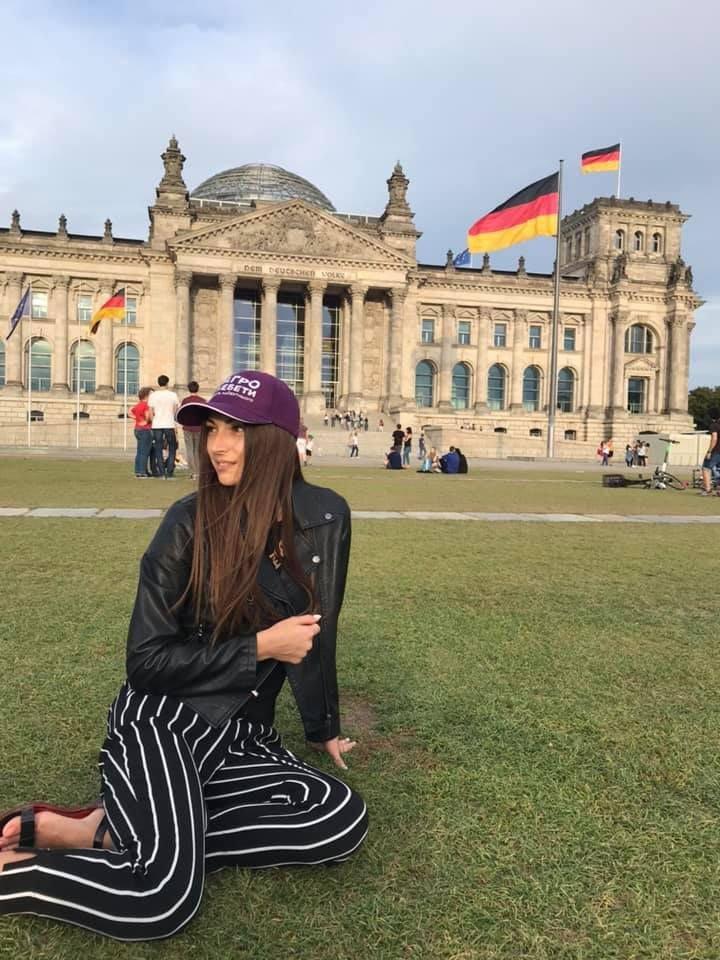 Мелитопольская студентка поделилась впечатлениями от поездки в Берлин, фото-2