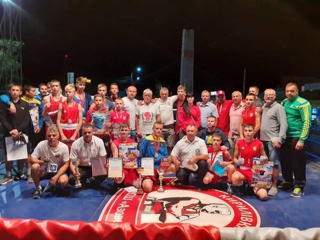 В Кирилловке соревновались боксеры из трех стран , фото-1