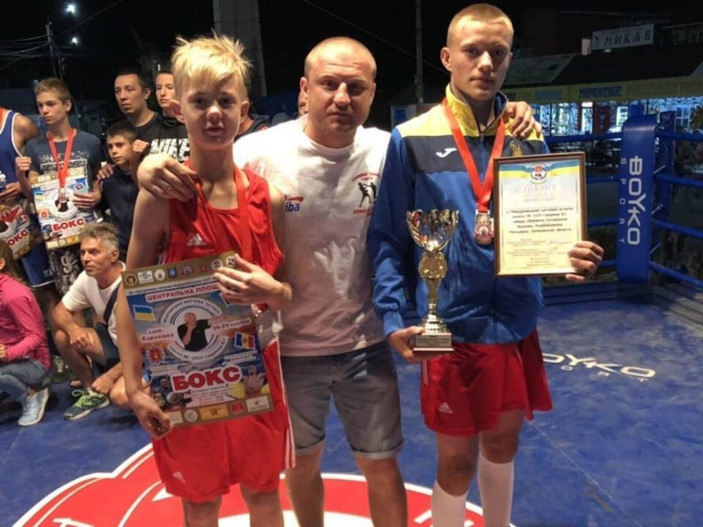 В Кирилловке соревновались боксеры из трех стран , фото-2