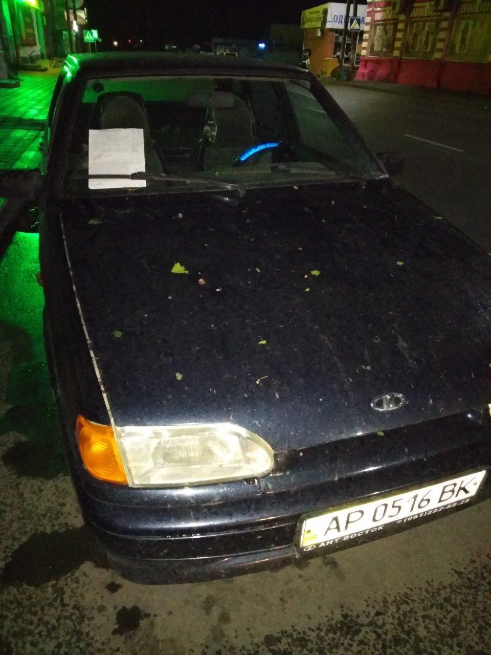 Ночной рейд в Мелитополе выявил нарушителей ПДД, фото-2