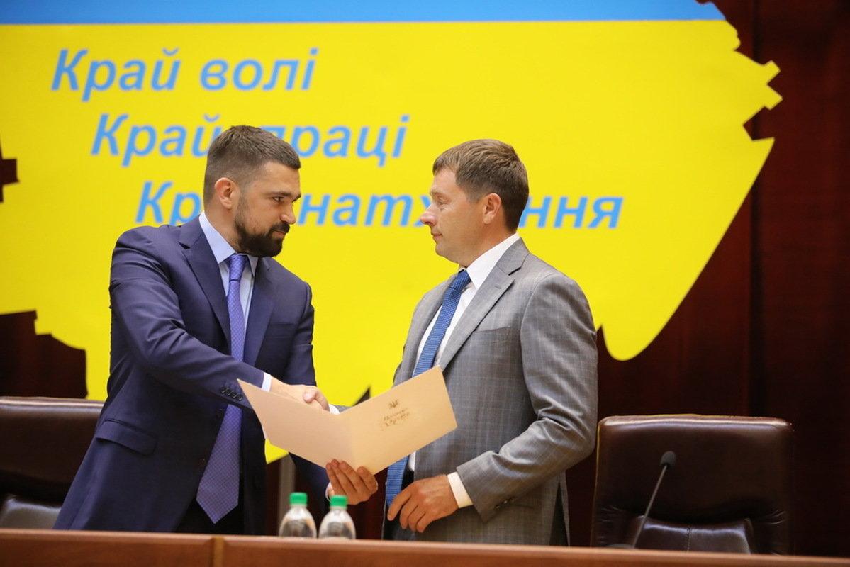 В Запорожье представили нового губернатора области , фото-1