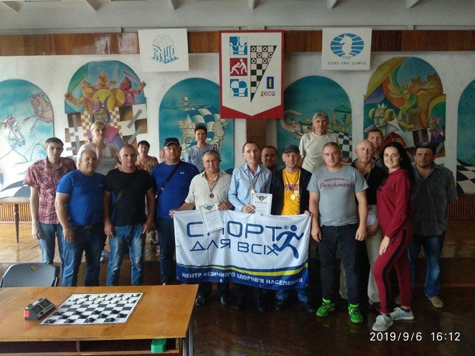Жители Мелитопольского района стали участниками областной спартакиады, фото-1