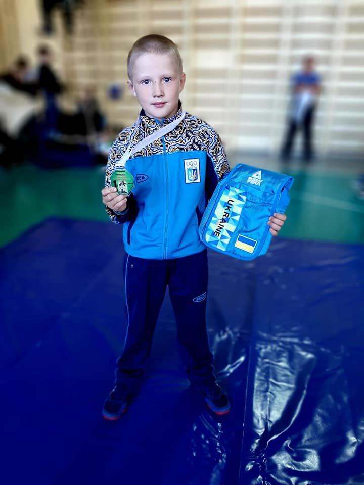 Юный мелитопольский борец продолжает прославлять город своими победами, фото-3, Фото Яны Скильской