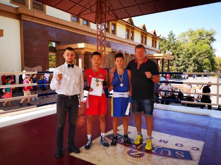 Мелитопольцы стали призерами чемпионата Запорожской области по боксу , фото-1, Фото Михаила Сербаева