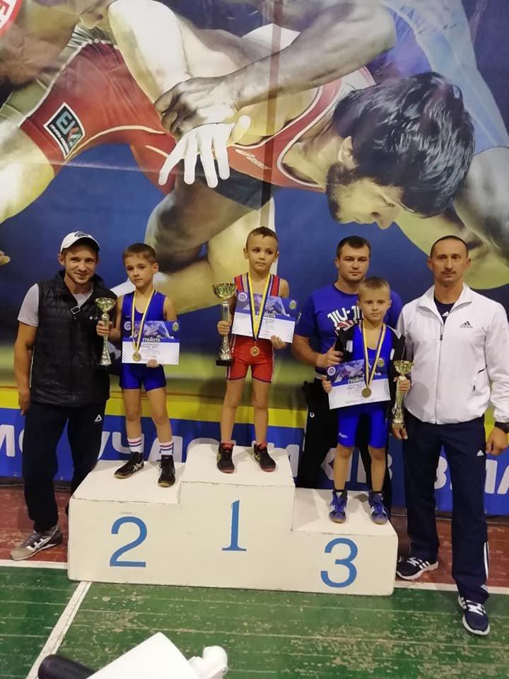 Юные мелитопольские борцы стали призерами всеукраинских соревнований , фото-3, Фото Яны Скильской