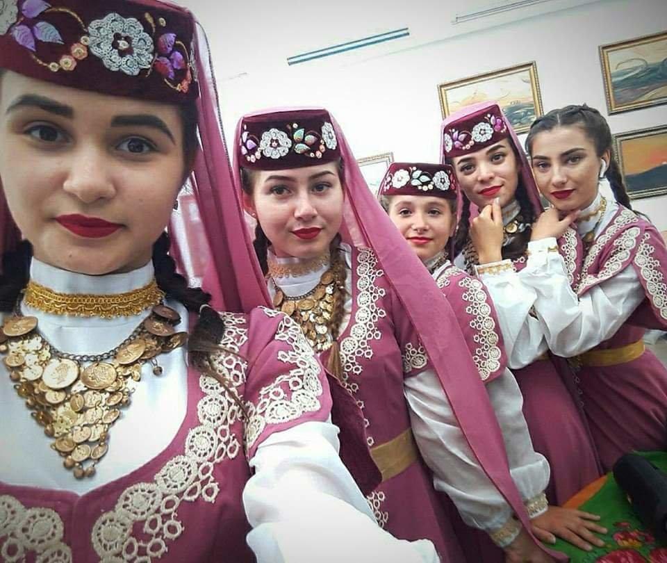 Мелитопольский ансамбль достойно выступил на фестивале в Запорожье, фото-1