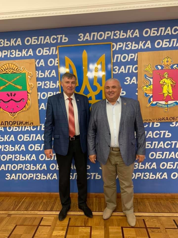 Кирилловского поселкового голову наградили орденом, фото-1