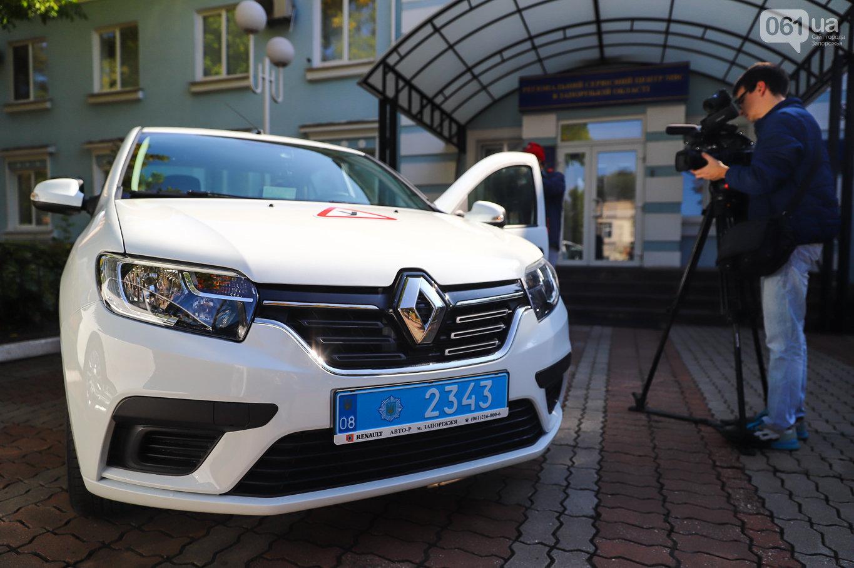 Ученики автошкол Мелитополя будут сдавать экзамены на новом авто, фото-1