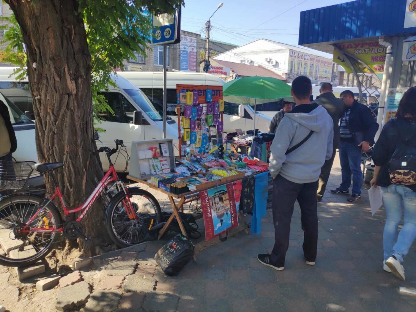 В Мелитополе продолжают борьбу со стихийной торговлей, фото-4