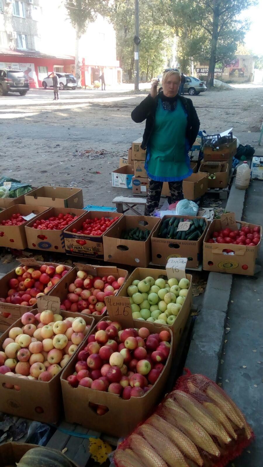 В Мелитополе продолжают борьбу со стихийной торговлей, фото-6