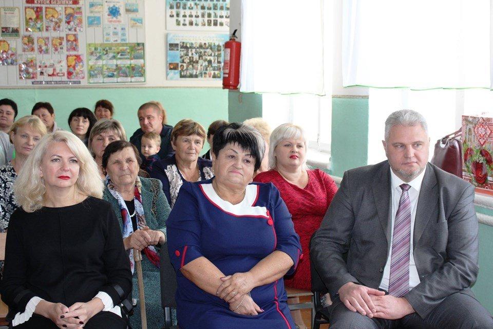 Одна из школ Мелитопольского района отметила юбилей , фото-1