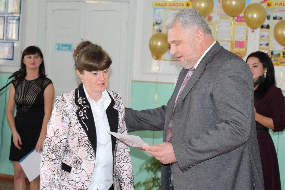 Одна из школ Мелитопольского района отметила юбилей , фото-2