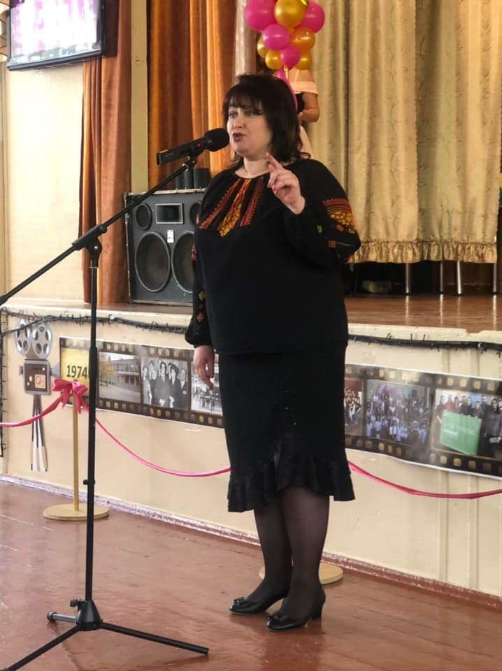 Одна из школ Мелитополя отметила 45-летний юбилей, фото-2, Фото пресс-службы Мелитопольского горсовета